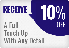 10% Auto Touch-Up Refer a Friend Special