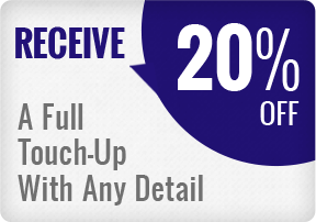 20% Auto Touch-Up Refer a Friend Special